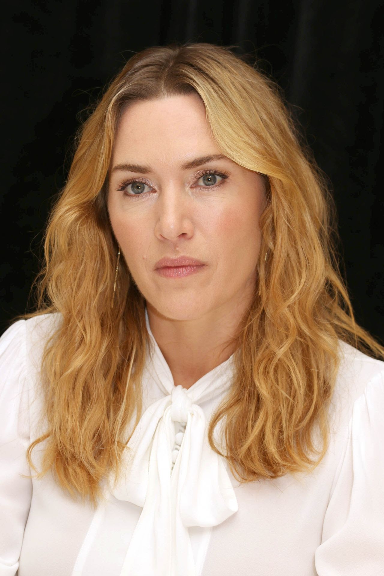 """Kate Winslet - """"Wonder Wheel"""" Press Conference in NY 10/14/2017"""