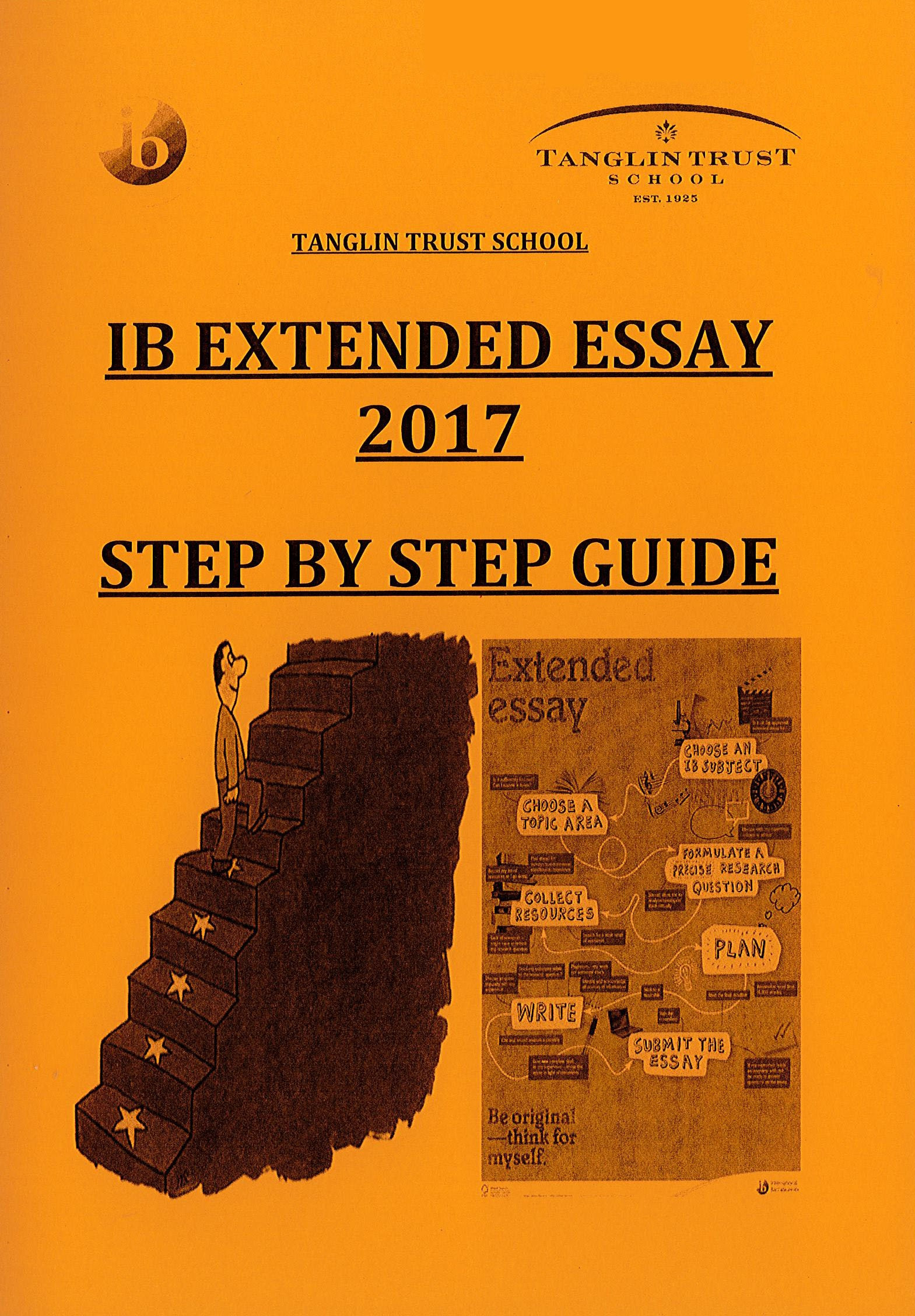 how to write a history extended essay