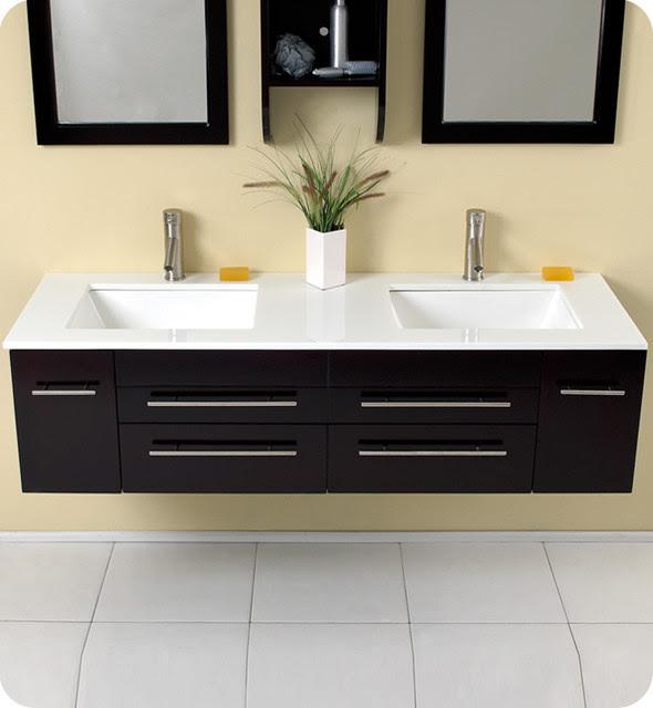 Bathroom Vanities - modern - bathroom vanities and sink consoles ...