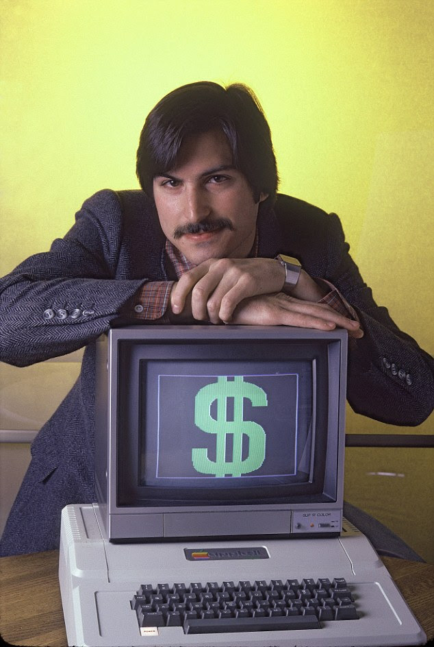 After being pushed aside in 1985 by Apple's board of directors, Jobs founded NeXT, a computer platform development company - its computers offered the first web browsers