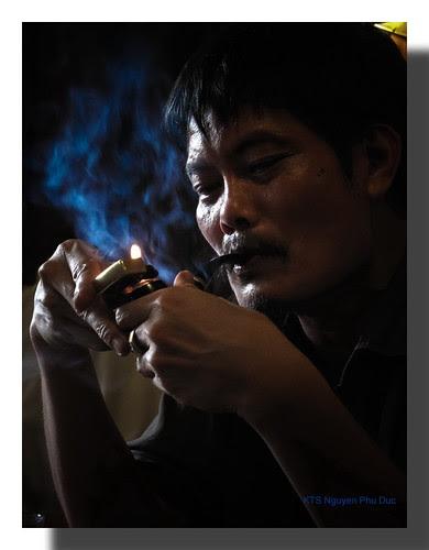 Thân tặng Ông bạn già - Mạc Hà by KTS Nguyen Phu Duc