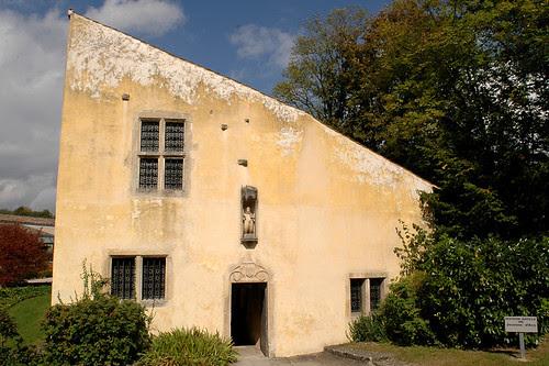 The house of Jeanne d'Arc