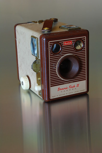 Kodak Brownie Flash IV