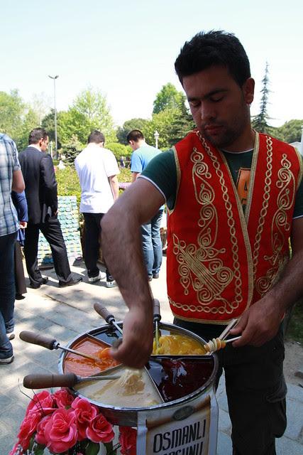 Turkish Lolly