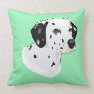 Dalmatian Pillows