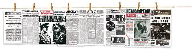 Historia Gráfica de la prensa diaria española