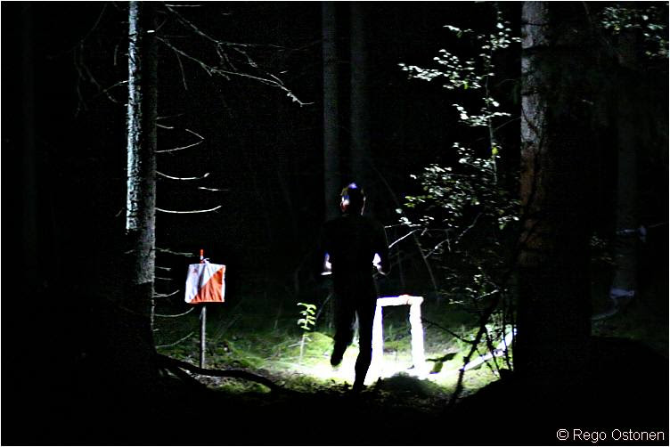 Night Orienteering
