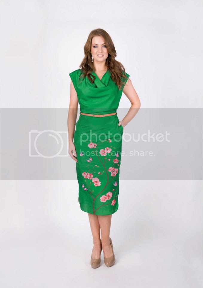 Lila Calypso dress LC032 photo LilaCalypsodressLC032-1.jpg