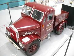 Scammel lorry