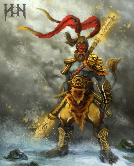 Guide heroes of newerth: monkey king guide hon.