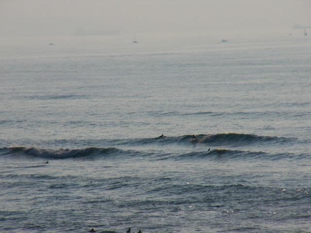 Sesión de surf del 27 de Julio del 2007 - Sopelana