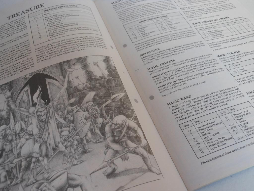 Advanced Heroquest Rules
