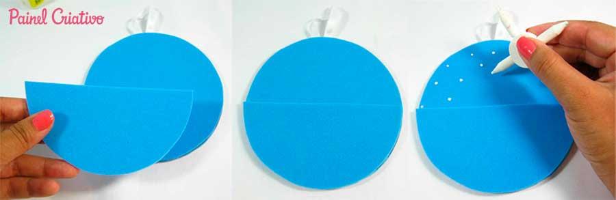 como fazer porta recado cd reciclagem eva (3)