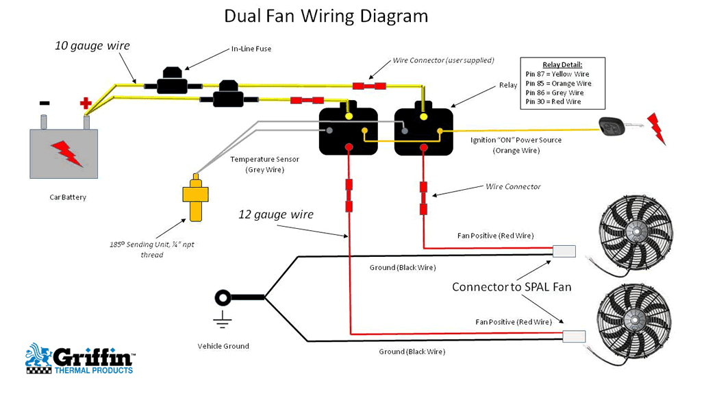 C41140 10 Wiring Diagram Spal Fans Wiring Resources