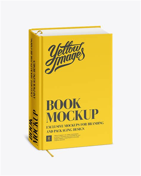Download Yellow Book Mockup Free Download Mockup Yellowimages Mockups