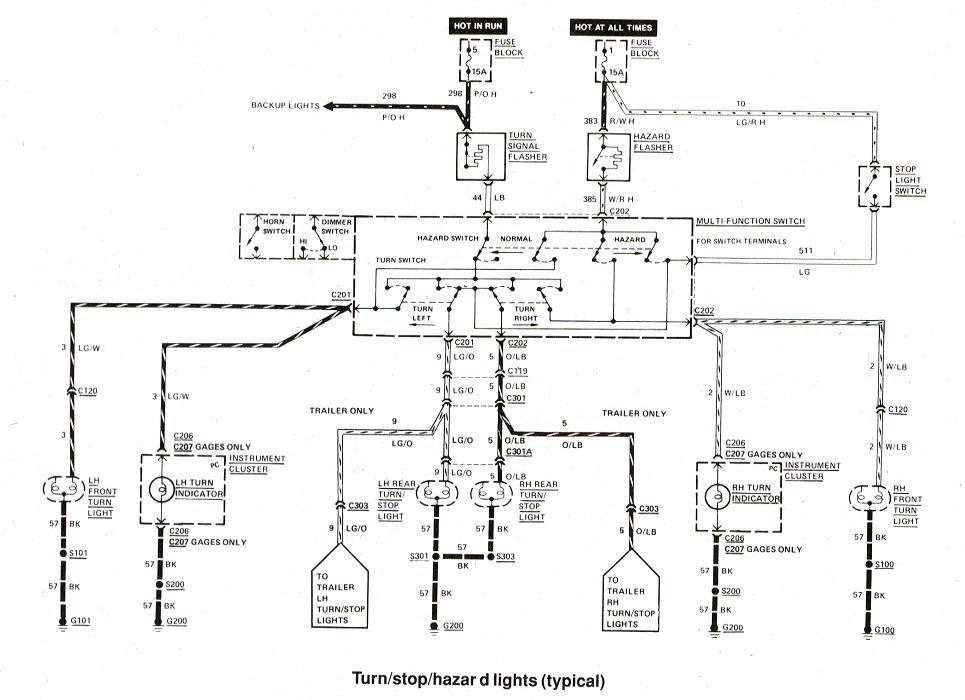 Exterior Lighting Wiring Diagram 1995 Ford Ranger Wiring Diagram Hen Alternator A Hen Alternator A Lasuiteclub It