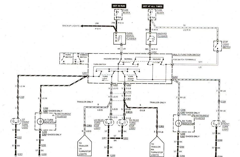 1991 Ford Ranger Starter Solenoid Wiring Diagram