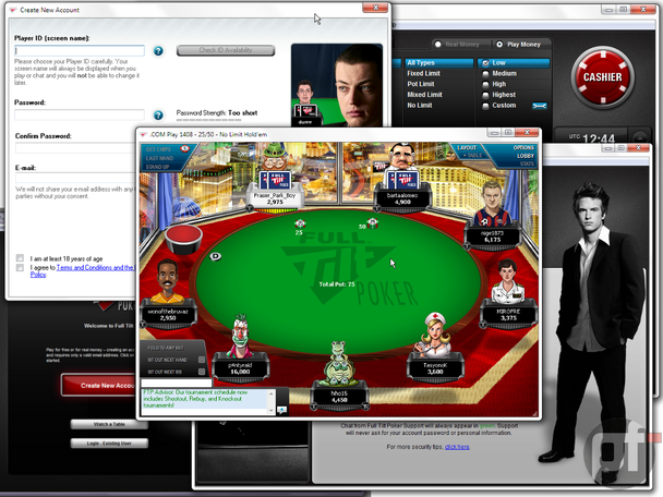 Full Tilt Poker.Net