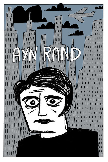 Ayn Rand Title Page