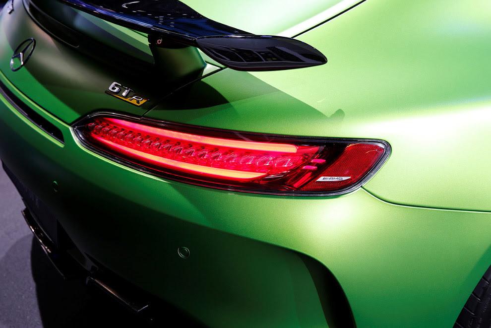 Родстер Mercedes AMG GT Roadster