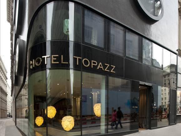 Hotel Topazz Reviews