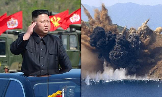 North Korea vows to wipe out US and South Korea with bombs