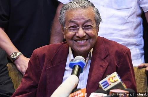 Transaksi 1MDB: Mustahil Najib tak tahu - Tun M