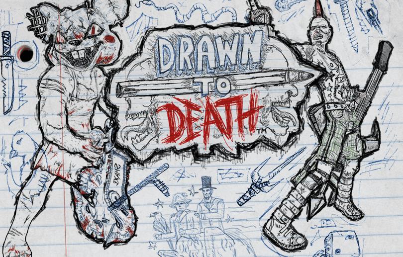 Resultado de imagem para Drawn to Death