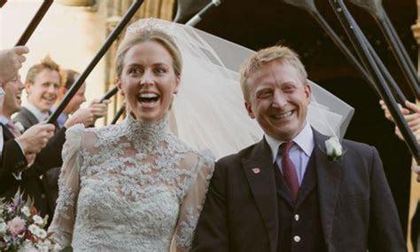Prince William's friend Oliver Hicks marries girlfriend