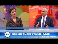Meme Kanseri Nedir? Meme Kanseri Nasıl Önlenir? - Prof Dr Şeref Kömürcü | ATV - Anadolu Sağlık Merkezi