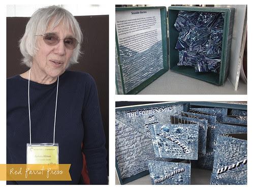 Codex International Book Fair: Barbara Milman