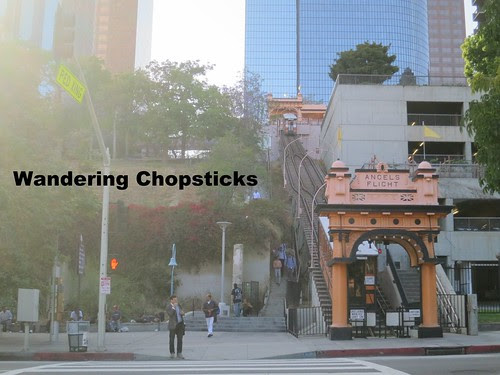 Angel's Knoll and Angel's Flight Railway - Los Angeles (Downtown) 11