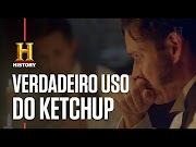 O ketchup nasceu por um motivo muito nojento | GIGANTES DOS ALIMENTOS | HISTORY