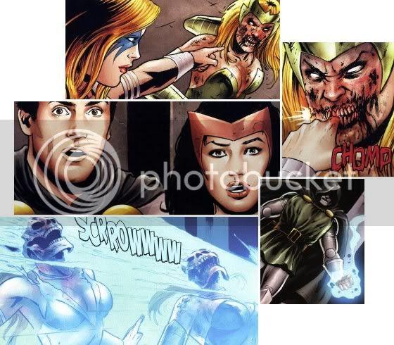 Zumbis Marvel: Uma Noite Alucinante