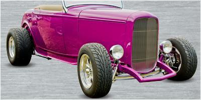 Ball's Rod & Kustom '32 Ford Roadster