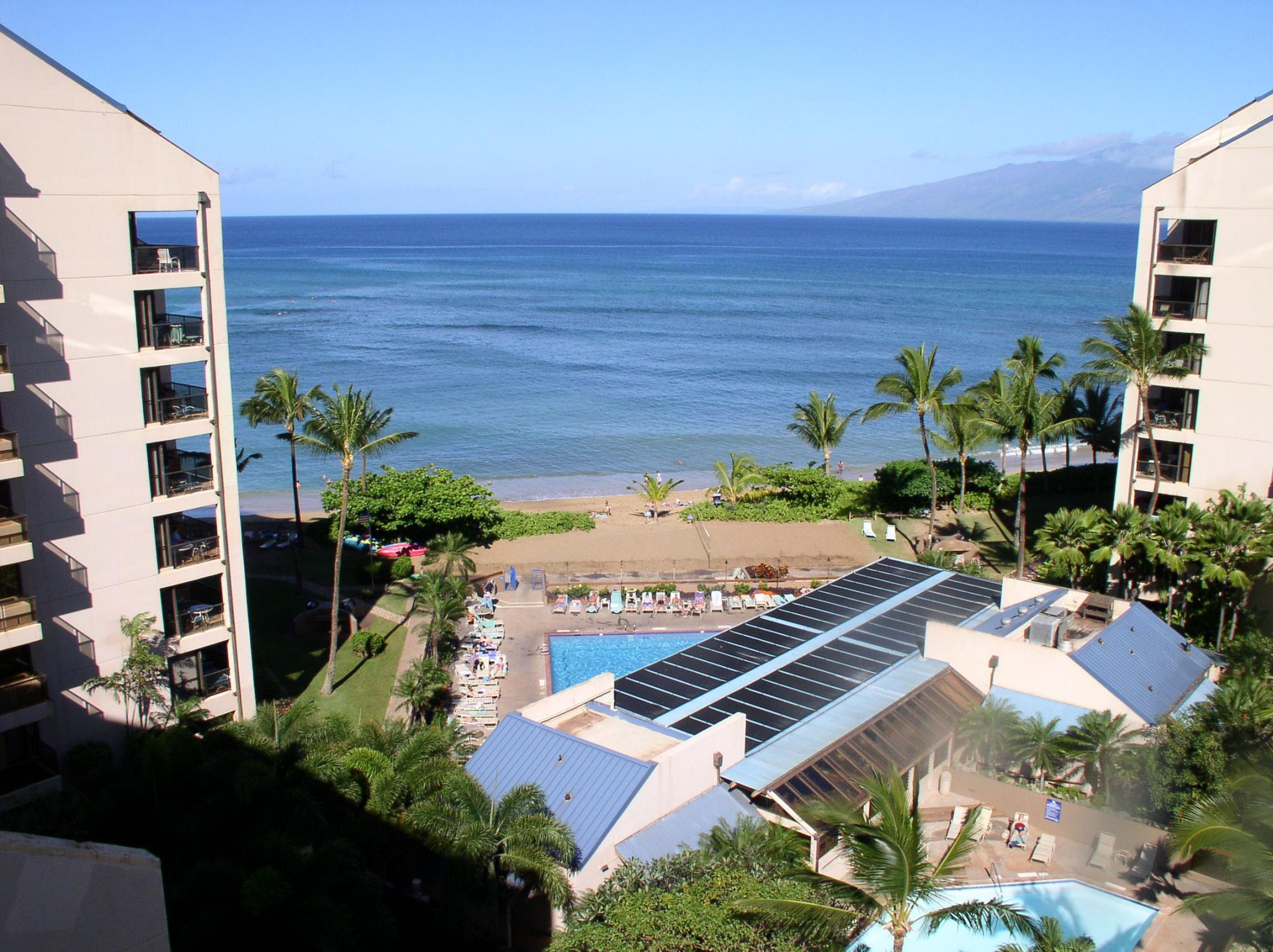 3BR  SANDS OF KAHANA VACATION CLUB HAWAII GOLD CROWN