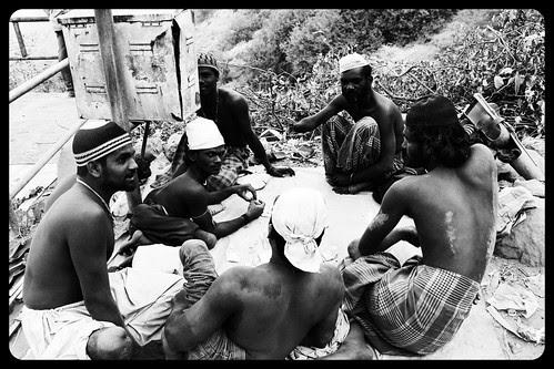 God Guides Me To Shoot Beggars - His Children The World Forgot by firoze shakir photographerno1