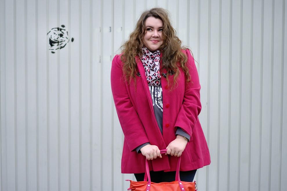 Große Größen Plus Size Fashion Blog kik textilien f&f