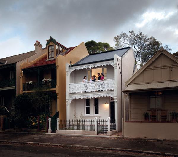 Modern Victorian Hou