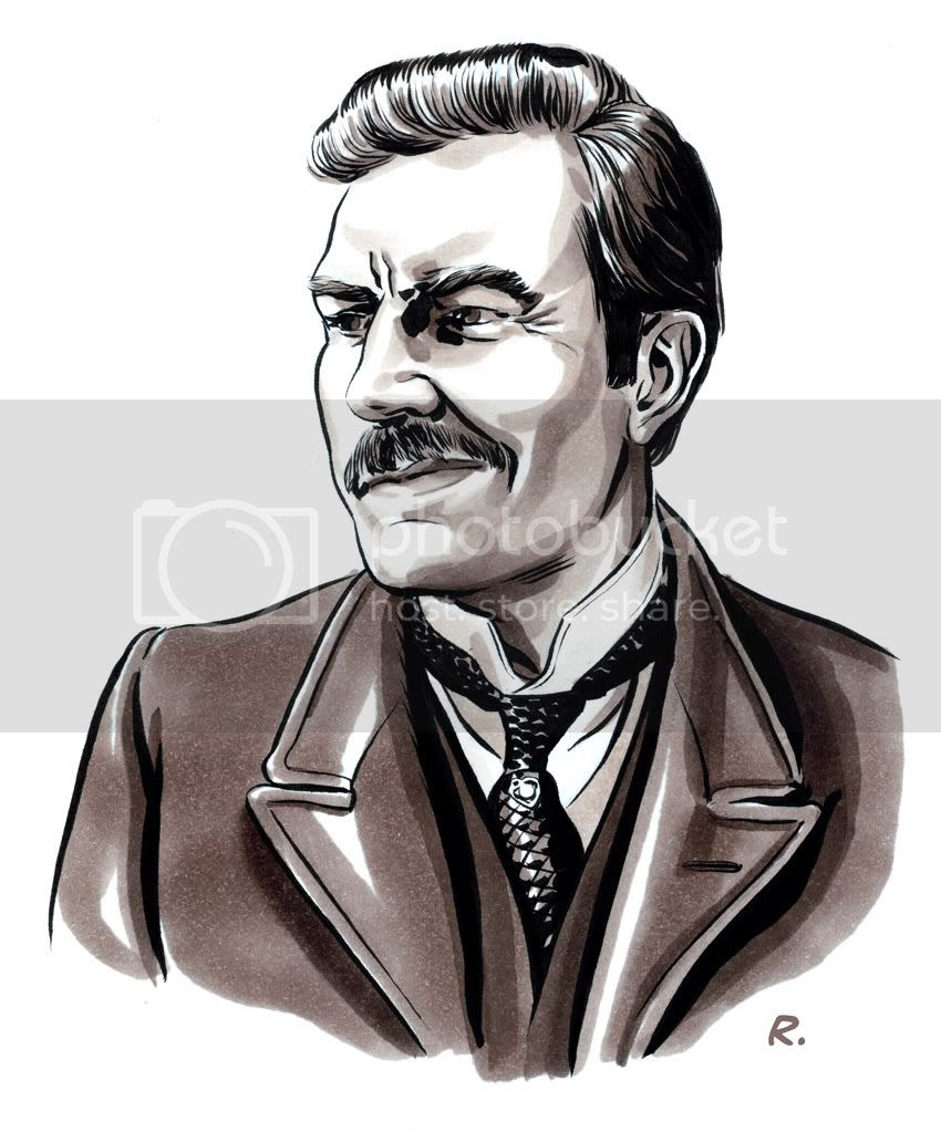 Graeme Neil Reid,Illustration,Watson,Sherlock Holmes