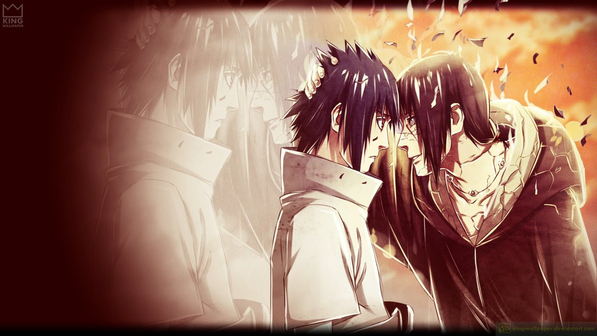 Sasuke And Itachi Wallpaper SF Wallpaper