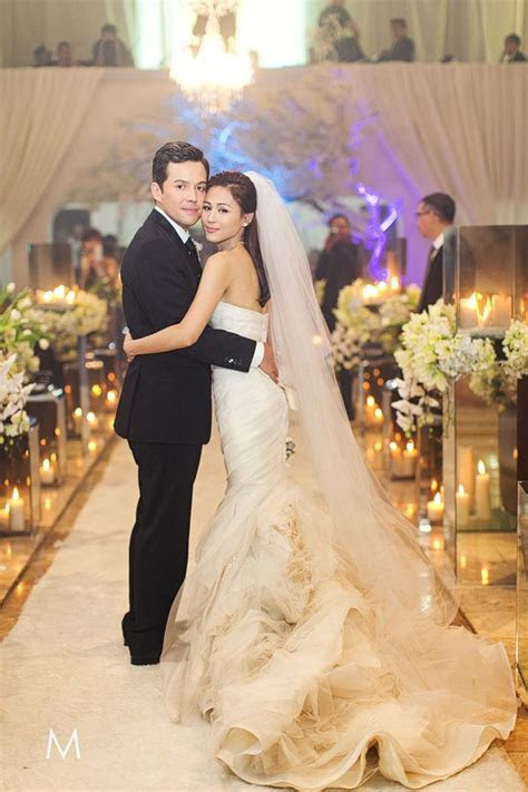 Celebrity Wedding: Toni Gonzaga and Paul Soriano Wedding