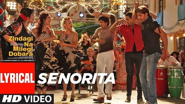 Senorita lyrics