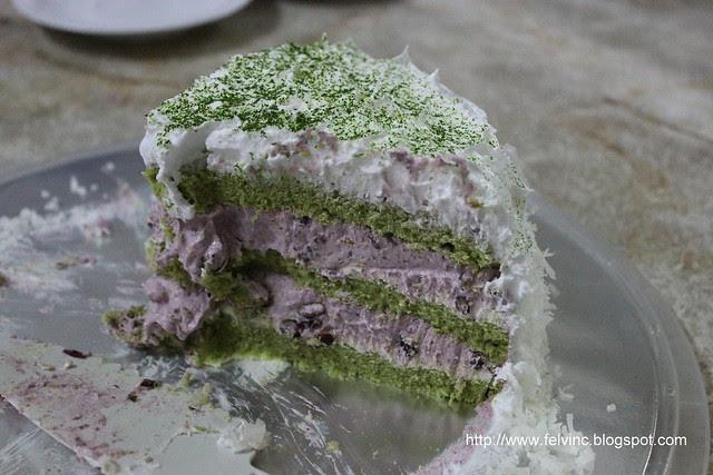 green tea cake 3