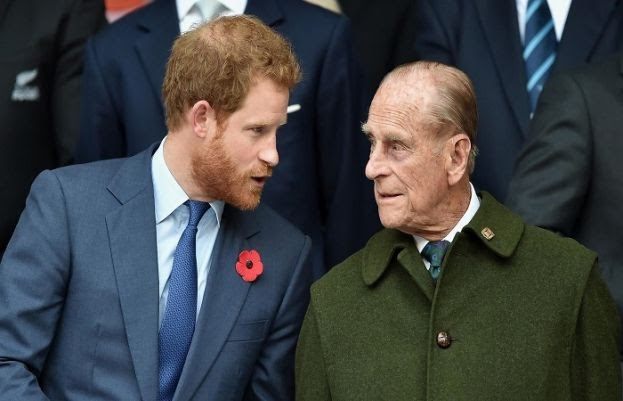 Prince Harry arrives back in the UK for Prince Philip's funeral | world news of today