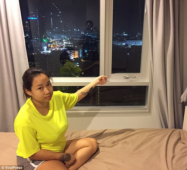 20-year-old Woman Throws Her Baby from 17th Floor Building