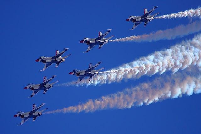 IMG_3382 Thunderbirds, Travis AFB Air Show