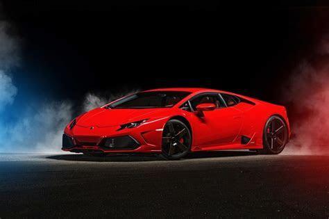 Ares Performance reveals 641bhp Lamborghini Huracán   Evo