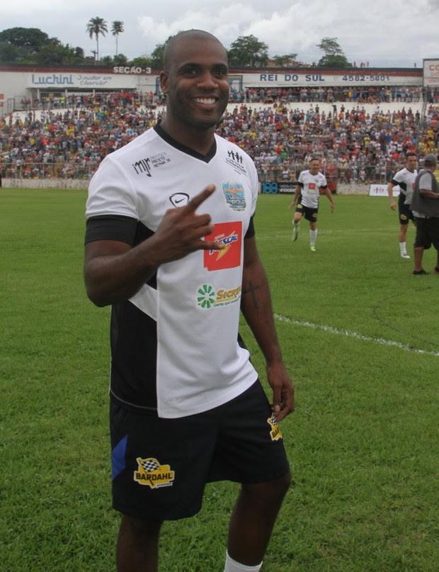 Rafael Zulu (Foto: Paduardo e Thiago Duran/AgNews)