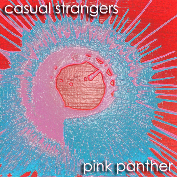 Pink Panther cover art